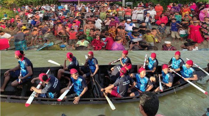 traditional raipura boat racing 2021 narsingdijournal.com