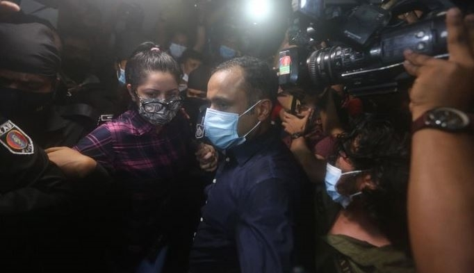 Actress Porimoni Arrested narsingdijournal.com